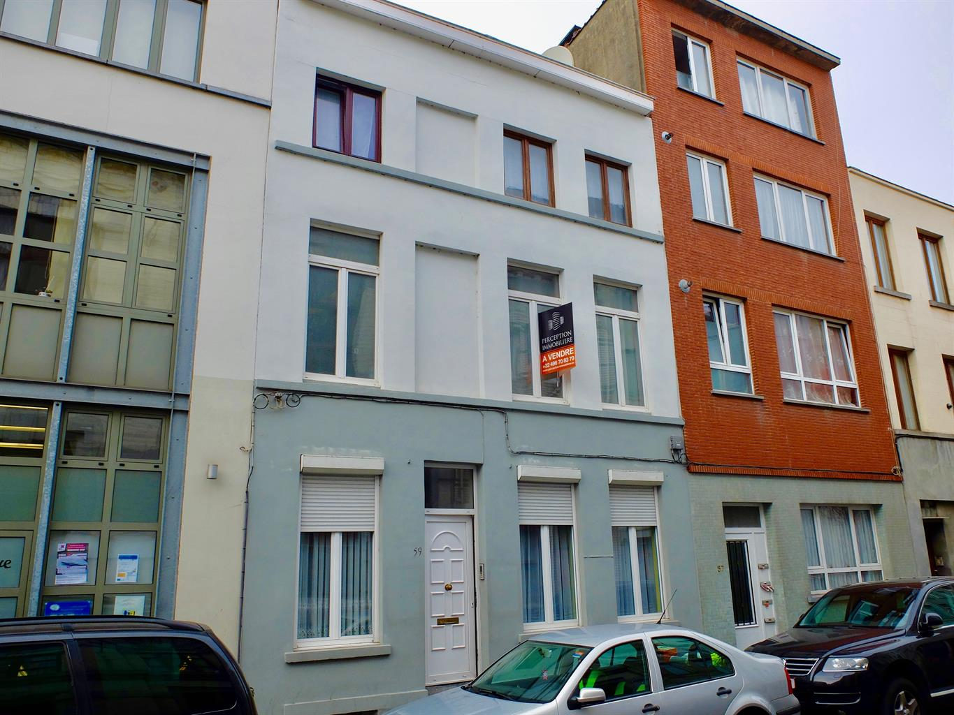 Exceptional house - Molenbeek-Saint-Jean - #3395096-1