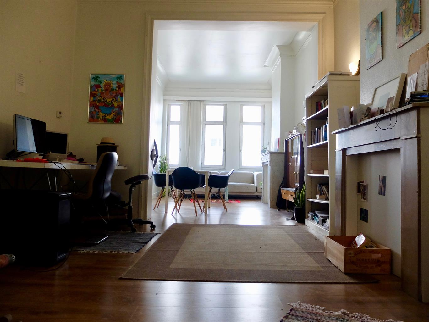 Flat in charming house - Saint-Gilles - #3573404-4