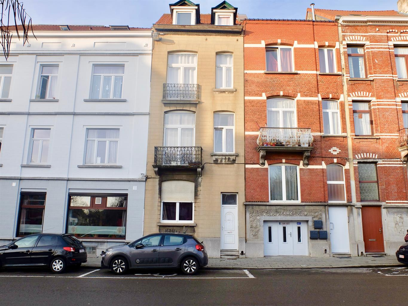 Ground floor - Koekelberg - #3758540-9